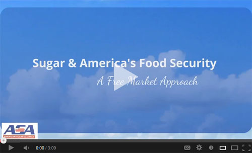 New Sugar Policy Video Touts `Zero-for-Zero' Strategy